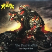 ACHERON - 12'' LP - The Final Conflict Last Days Of God