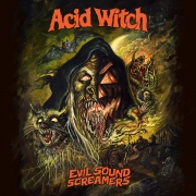 ACID WITCH - CD - Evil Sound Screamers