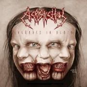 ACROSTICHON -CD- Engraved in Black