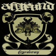 "AFGRUND -12"" LP- Corporatocracy (Black Vinyl)"