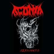AGONIA - CD - Servants