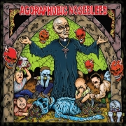 AGORAPHOBIC NOSEBLEED - 12'' LP -  Altered States Of America  ANBRX II Delta 9 (pink vinyl)