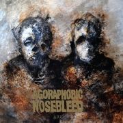 AGORAPHOBIC NOSEBLEED - 12'' LP -  Arc (black vinyl)