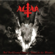 ALTAR - 12'' LP - And God Created Satan To Blame For His Mistakes (Clear/Black Vinyl)