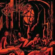 ANAL VOMIT -CD- Demoniac Flagellations