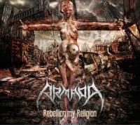 ARMADA - Digipak CD - Rebellion My Religion