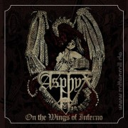 ASPHYX -CD- On the Wings of Inferno