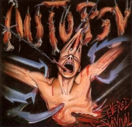 "AUTOPSY - 12"" LP - Severed Survival"