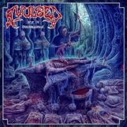 """AVULSED - Gatefold 10"""" EP- Altar of Disembowelment"""