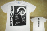 BATUSHKA - Virgin Mary - black/white - T-Shirt size XL