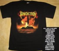 BENEDICTION - Subconsious Terror - T-Shirt