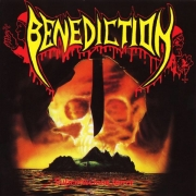 BENEDICTION - Gatefold 12'' LP - Subconscious Terror (colored Vinyl)