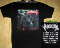 BENEDICTION - Transcend The Rubicon - T-Shirt - Size M