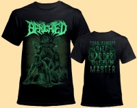 BENIGHTED - Dogs Always Bite Harder Than Their Master - T-shirt