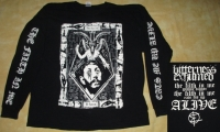 BITTERNESS EXHUMED - Longsleeve - size XXL (2nd Hand)