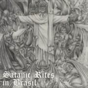 "BLACK ANGEL -12"" LP- Satanic Rites in Brasil"