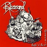 "BLIZZARD -12"" LP- Rock 'n' Roll Overkill"