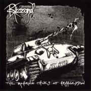 BLIZZARD -CD- The Roaring Tanks of Armageddon