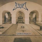 """BLOOD -12"""" LP- Christbait (Vinyl Rot transparent mit schwarzen Sprenklern)"""