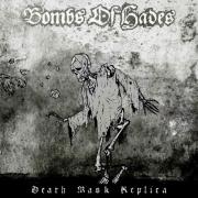 "BOMBS OF HADES -Gatefold 12"" LP- Death Mask Replica"