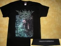 BRADI CEREBRI ECTOMIA - Threads Of Desperation - T-Shirt Size XL