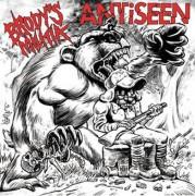 """BRODY'S MILITIA / ANTiSEEN -SPLIT 7"""" EP- Thee """"Primal Roar"""" Split E.P."""