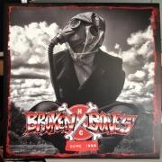 BROKEN BONES - 12'' LP - Demo 1988