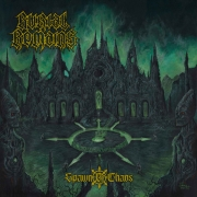 BURIAL REMAINS - 12'' LP -  Spawn Of Chaos (Green Black Swirl Vinyl)