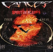 CANCER -CD- Spirit In Flames