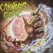 CANNABIS CORPSE - CD - Left Hand Pass