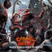 CARNAL DECAY - 7'' EP - When Push Comes To Shove