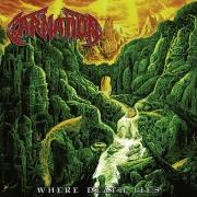 CARNATION - CD - Where Death Lies