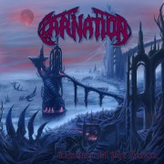 "CARNATION -12"" MLP - Cemetery of the Insane - BLACK VINYL"