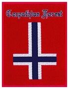 CARPATHIAN FORST - Flag - woven Patch