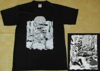 CEREBRAL ENEMA - Berlin Crime - T-Shirt