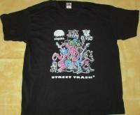 CEREBRAL ENEMA / HOLY COST / TxPxF - Street Trash - T-Shirts size XXXXXL