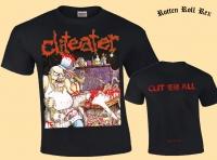 CLITEATER - Clit em all - T-Shirt Größe XL
