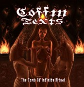 """COFFIN TEXTS -12"""" LP- The Tomb of Infinite Ritual"""