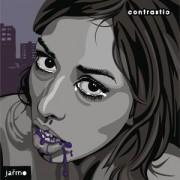 "CONTRASTIC /ATTACK OF RAGE -SPLIT 10"" EP- Jarmo"