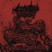 CREMATORY STENCH - CD - Grotesque Deformities