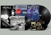 CRIPPLE BASTARDS - Gatefold 12'' LP + 7'' + CD - Misantropo a senso unico - 20 Year Edition (black vinyl)