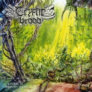 CRYPTIC BROOD - CD - Outcome Of Obnoxious Science