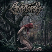 CRYPTOPSY - Digipack MCD - The Book Of Suffering: Tome I