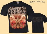 CYSTGURGLE - Ubi Pus, Ibi Fermento - T-Shirt