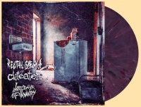 RECTAL SMEGMA / CLITEATER / LAST DAYS OF HUMANITY - split 12'' LP - (CLITEATER EDITION on randomly splatter colored Eco-Vinyl)