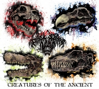 DAEODON - CD - Creatures of the Ancient