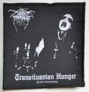 DARKTHRONE - Transylvanian Hunger - woven Patch