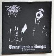 DARKTHRONE - Transylvanian Hunger - woven Patch