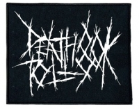 DEATH TOLL 80K - embroidered logo Patch