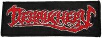 DEBAUCHERY - Woven Patch